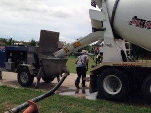 Dallas Concrete Line PumpS