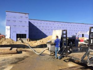 Denton Concrete Pump Services