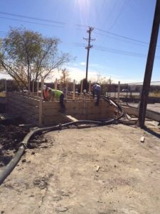 Lewisville Concrete pump